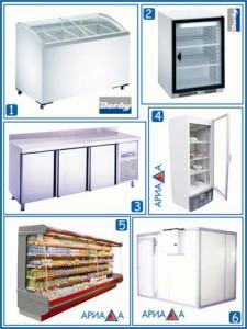 Производство современного холодильного оборудования